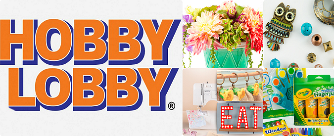 Hobby Lobby Weekly Offers - Coupon Codes From Valuetag