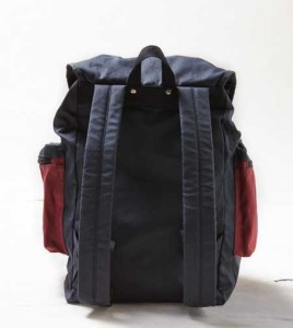 AEO Canvas Buckled Backpack from American Eagle