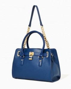 Lady Lockbox satchel