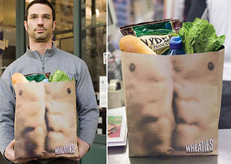 Clever And Creative Shopping Bag Designs