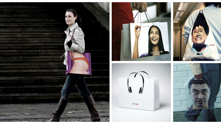 Most Funniest Shopping Bags - Eye Catching Design Bags