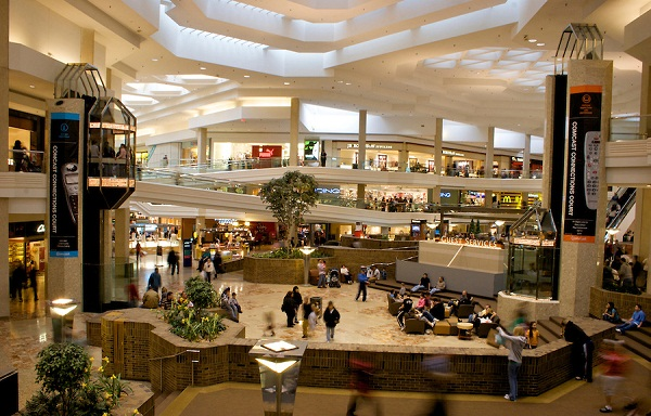 Woodfield Mall - Biggest Mall of USA