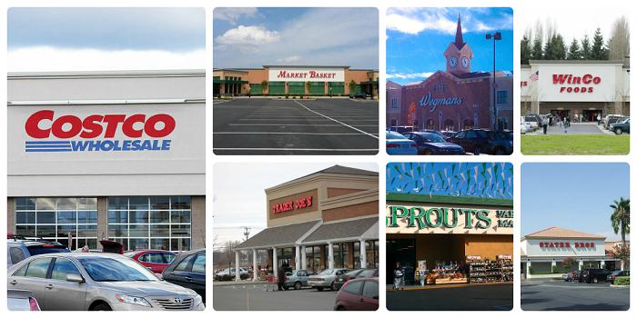 9 Best Supermarkets - Superstores in America 2015