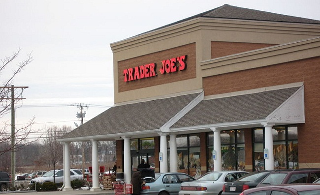 Trader Joe's Best Supermarkets USA 2015