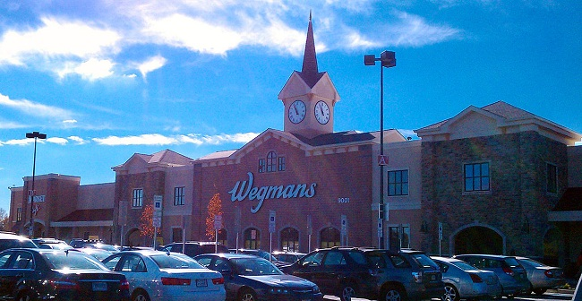 Wegmans Best Supermarkets 2015
