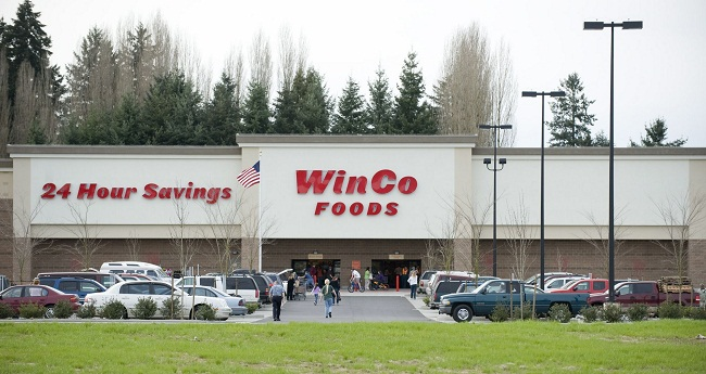 WinCo Foods USA 2015