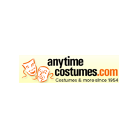Cash back on Anytime costume